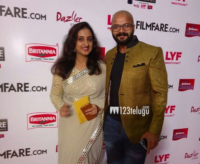 Stars at Filmfare Awards 2016